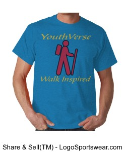 YouthVerse Logo Design Zoom